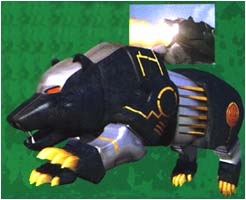 BEAR WILDZORD
