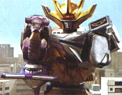 WILD FORCE MEGAZORD (Justice Mode)